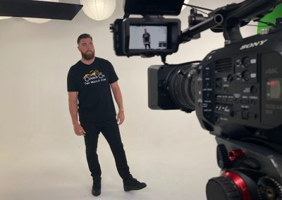Travis Kelce Shoot - June 2019